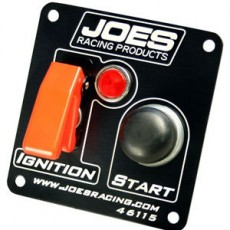 joes ignition switch panel  w light